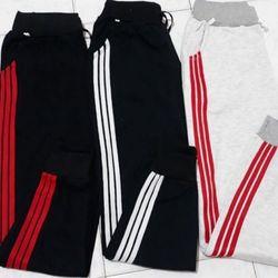quần 3 sọc jogger nam nữ