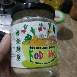 bột nêm ăn dặm kodomo Nhật giá sỉ, giá bán buôn