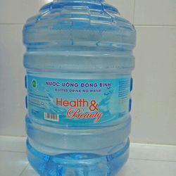 Nước uống Tinh khiết đóng bình đóng chai giá sỉ
