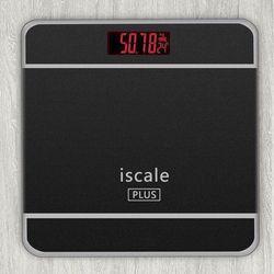 Cân sức khỏe điện tử kiểu dáng iphone ISCALE tải trọng 180kg giá sỉ