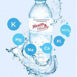 Nước uống Tinh khiết đóng chai giá sỉ