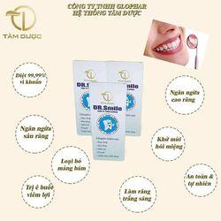 Nước Súc Miệng Trị Hôi Miệng Sâu Răng Viêm Lợi Dr Smile giá sỉ