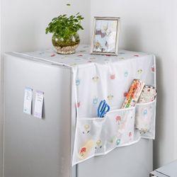 Tấm che tủ lạnh có túi đựng giá sỉ