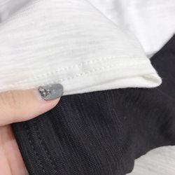 áo phông thun nữ đẹp kiểu hàn quốc dễ thương giá sỉ croptop chan BN 23542