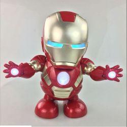 ROBOT NHẠC IRON MAN VUI NHỘN