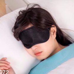 Bịt mắt ngủ trơn giá sỉ
