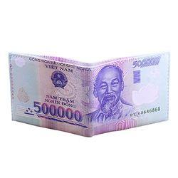 Ví 3 ngăn hình 500 ngàn Nam