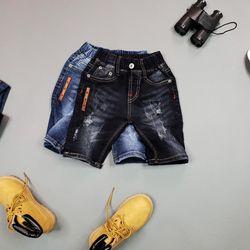 quần jean short siêu chất bé trai giá sỉ tphcm giá sỉ
