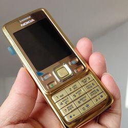 Điện thoại Nokia 6300 Gold giá sỉ