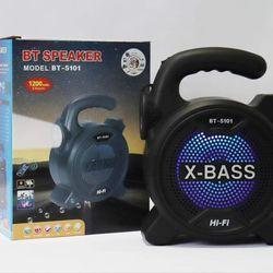 Loa Bluetooth Speaker 5101 có đèn pin siêu sáng giá sỉ