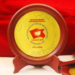 Cơ sở cung cấp quà tặng truyền thống sản xuất kỷ niệm chương đồng giá sỉ