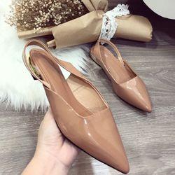 Giày sandal bit mui da giá sỉ
