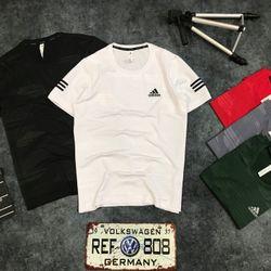 Quần áo thể thao nam dập nhiệt giá sỉ