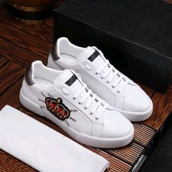 Giày thể thao nam thời trang phong cách 2019 hàng chuẩn da bò giá sỉ