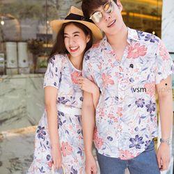 Đồ cặp đôi đẹp phù hợp đi du lịch giá sỉ