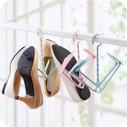 Móc treo phơi giày thông minh xoay 360 giá sỉ, giá bán buôn