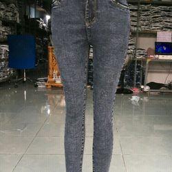 Sỉ quần jean dài nữ thời trang giá rẻ giá sỉ