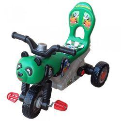 Xe đạp 3 bánh thổi cho bé gấu trúc