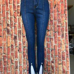 Quần jean dài nữ thời trang giá rẻ giá sỉ