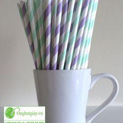cung cấp ống hút giấy giá xưởng cho cà phê sinh tố trà sữa giá sỉ