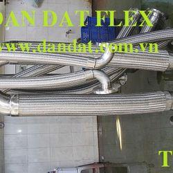 Cty TNHH SX-TM DV Dân Đạtkhớp co giãn áp lực cao/khớp co giãn inox/khớp nối mềm giảm chấn inox/khớp co giãn nhiệt giá sỉ