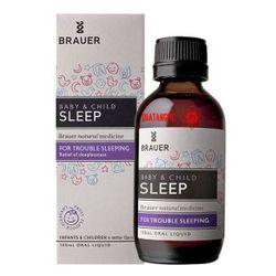 Siro Brauer Baby Child Sleep Của Úc Hỗ Trợ Giấc Ngủ Cho Bé - 100ml giá sỉ