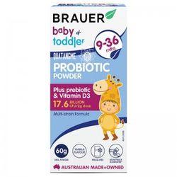 Brauer Probiotic Power - Men Vi Sinh Úc Dạng Bột Dành Cho Trẻ Từ 9 - 36 Tháng Tuổi - 60g giá sỉ