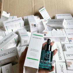 serum trị mụn Lộc Đề Detox Blanc giá sỉ