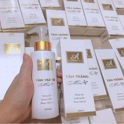 Tắm trắng mềm chữ A cosmetics giúp làm trắng da giá sỉ