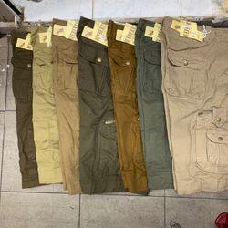 Quần kaki túi hộp nam vải đẹp giá sỉ, giá bán buôn