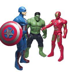 Bộ Sưu Tập 3 Nhân Vật Siêu Anh Hùng Marvel Diệp Anh Baby