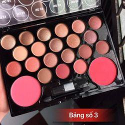 Bảng màu mắt Novo Hot 202 Make up