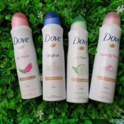 Xịt khử mùi Dove giá sỉ