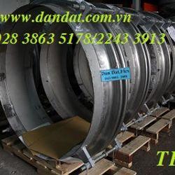 Khớp co giãn áp lực cao/khớp giãn nỡ nhiệt/ống mềm giảm chấn/ống mềm chống rung inoxDanDatFlex giá sỉ