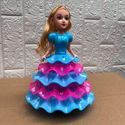 Lồng Đèn Pin Barbie Di Chuyển Có Nhạc giá sỉ