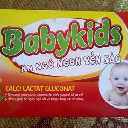 Babykids Ăn Ngủ Ngon Yến Sào Giá Sỉ Giá Bán Buôn giá sỉ