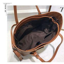 Túi đeo chéo công sở size to nhiều màu có VIDEO