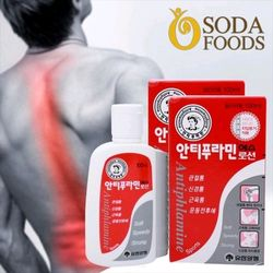 dầu nóng soda foods hàng quốc giá sỉ