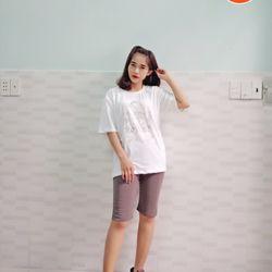 Đồ bộ cotton đồ bộ hè đồ bộ nữ đồ bộ mặc nhà đồ bộ giá rẻ đồ bộ set ngố đồ bộ tại xưởng đồ bộ lửng