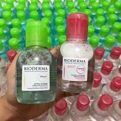 Tẩy Trang Bioderma chai nhỏ giá sỉ, giá bán buôn
