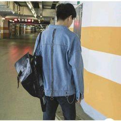 Áo khoác jeans unisex nam nữ giá sỉ