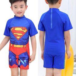 Đồ bơi bé trai liền thân siêu anh hùng giá sỉ