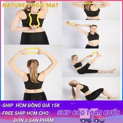 Vòng RING YOGA – Nature Yoga' Mat nhựa ABS cao cấp giá sỉ