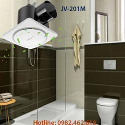 Quạt hút âm trần Hàn Quốc JV-201M cho nhà tắm dưới 10m2