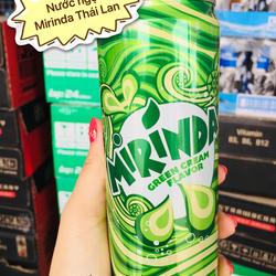 Thùng 24 lon x 330ml nước ngọt Mirinda soda kem Thái Lan giá sỉ