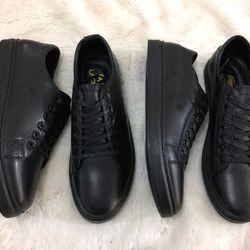 giày nam thể thao da bò buộc dây đế khâu giá sỉ