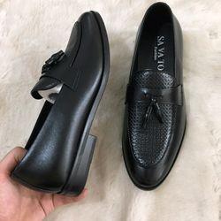 giày nam dio chuông da bò giá sỉ