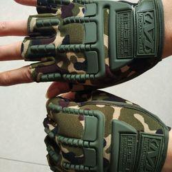 Găng tay nữa ngón Mechanix quân đội giá sỉ