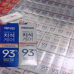 KEM ĐÁNH RĂNG MEDIAN- MEDIAN DENTAL CREAM SCALE CARE HÀN QUỐC 120g giá sỉ, giá bán buôn