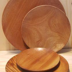 Dĩa gỗ giá sỉ